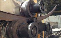 Промышленные и кустарные способы гибки балки и швеллера