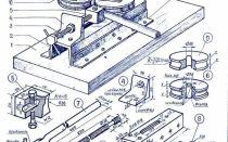 Гнем арматуру с помощью самодельного станка и без