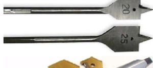 Устройство и применение перовых сверл по металлу