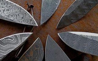 ТОП-5 ТМ, у которых сталь для ножей самая лучшая