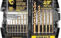 Маркировки и характеристики кобальтовых сверл