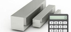 Калькулятор веса стального квадрата