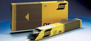 Обзор характеристик электродов ESAB