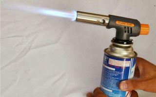 Преимущества портативных газовых резаков