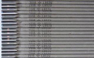 Обзор сварочных электродов LB 52U