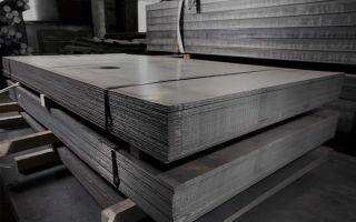 Современные способы раскроя листового металла