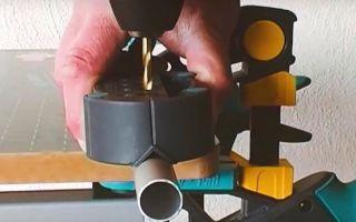 Виды и конструкция кондукторов для сверления