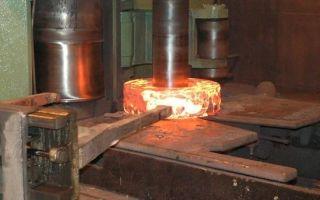 Виды поковок из металла, процесс изготовления
