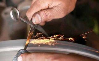 7 способов заточки ножниц в домашних условиях
