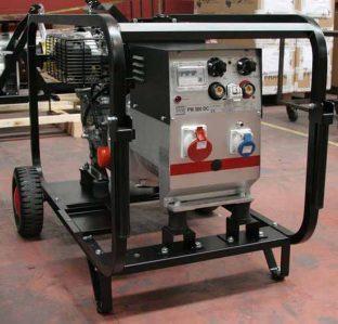Дизельный сварочный генератор