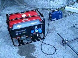 Электрогенератор сварочный
