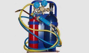 Инжекторная модель газового резака
