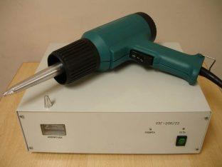 Ручная установка для ультразвуковой сварки