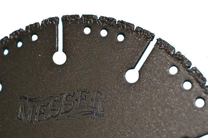 Алмазный диск по металлу