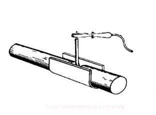 Ванная сварка арматуры
