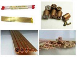 Трубки для электроэрозионной супердрели