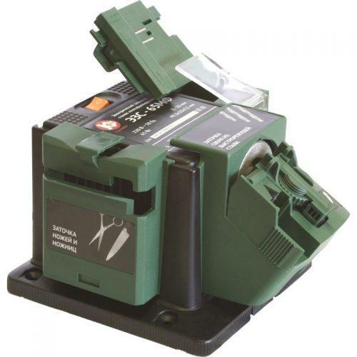 Электрический многофункциональный заточной станок «Калибр» ЭЗС 65МФ