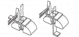 Рисунок 1.а — Свободная гибка