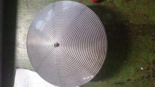 Спираль Архимеда под кондуктор