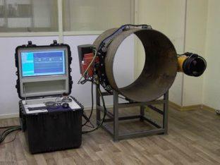Комплекс цифровой радиографии сварных швов