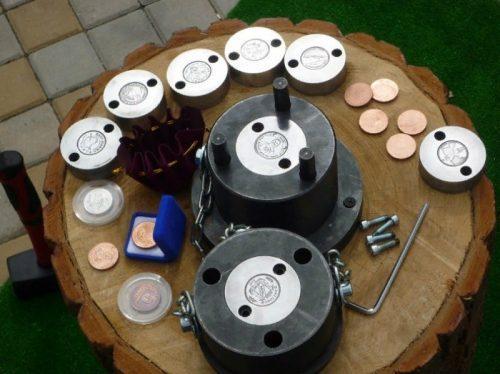 Оборудование для чеканки монет