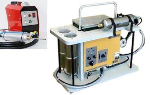 Оборудование для газодинамического напыления