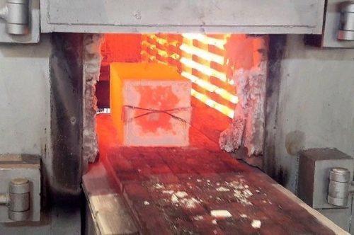 Оборудование для обработки стали
