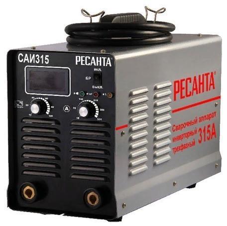 Оборудование для сварки «Ресанта»