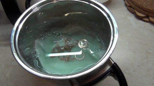 Обработка при помощи нагрева