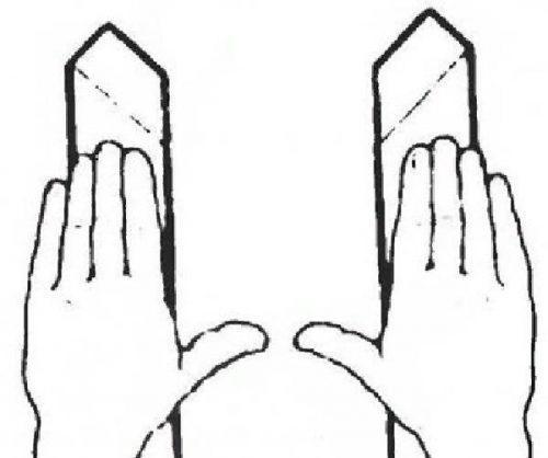 Определение подрезного резца по направлению подачи
