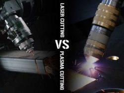 Отличия плазменной резки от лазерной