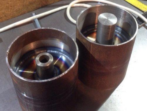 Ролики из трубы