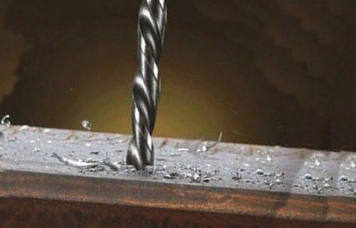 Угол заточки сверла по металлу гост