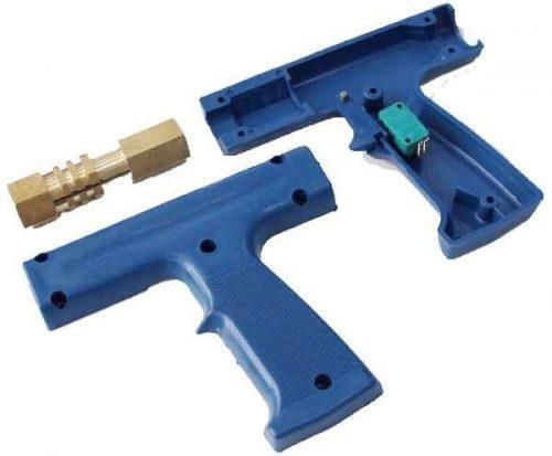 Изготовление рабочего пистолета