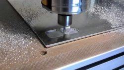 Промышленная резка алюминия