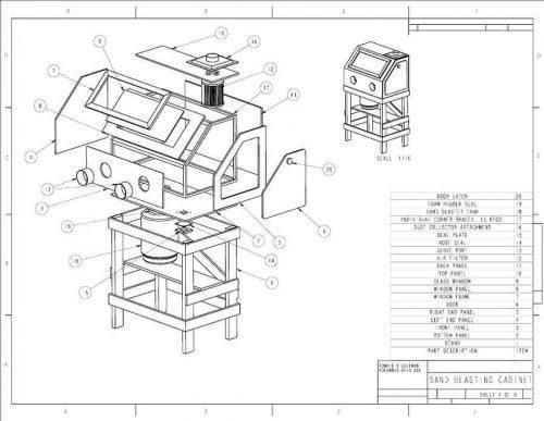 Схема создания камеры