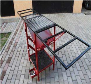 Стол сварщика вариант 3