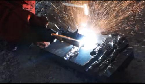 Строжка металла