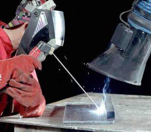 Сварка алюминия без аргона