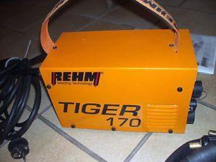 Аппарат TIGER 170 DC и TIGER 210 AC/DC