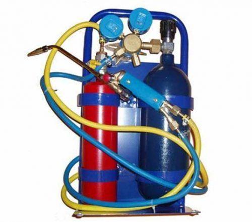 Типовое газовое оборудование для сварки и резки металла