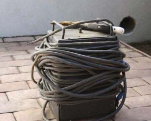 Сварочный аппарат советского производства