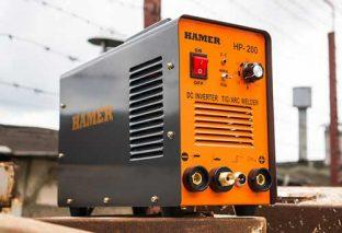 Аппарат HAMER TIG-200DC