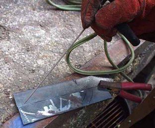 Сварка по тонкому металлу