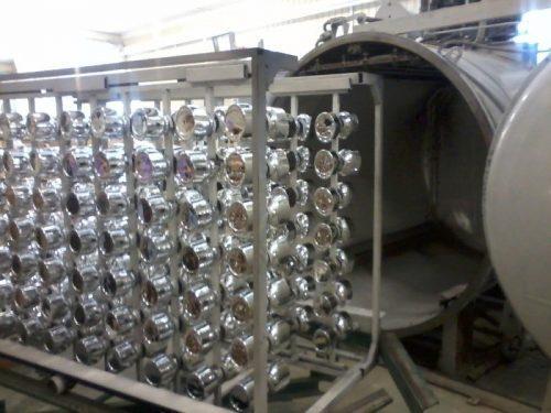 Цианированная сталь