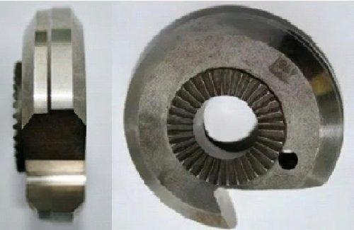 Внешний вид резца фасонного круглого