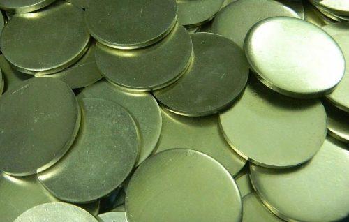 Заготовка для монеты